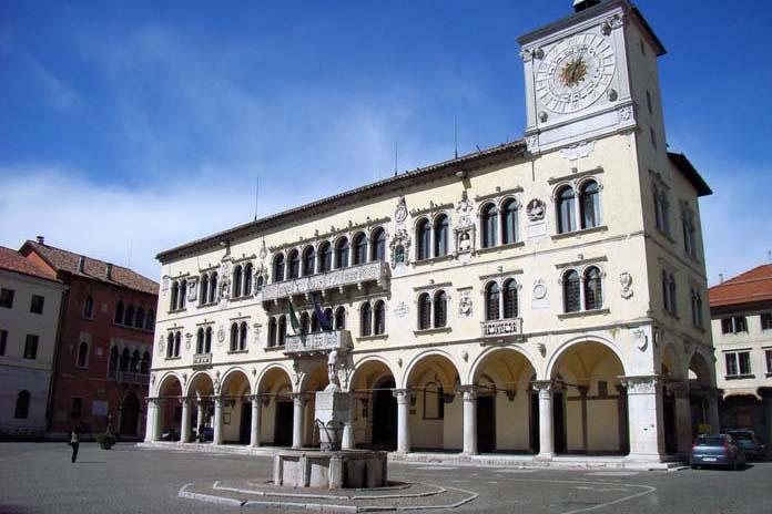 Belluno Palazzo dei Rettori
