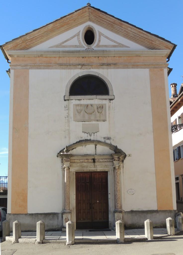 Chiesa di san nicolo belluno