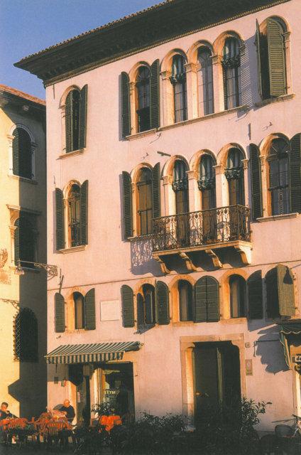 Palazzo de Bertoldi Belluno
