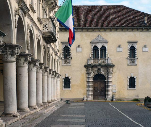 Palazzo dei Vescovi Belluno