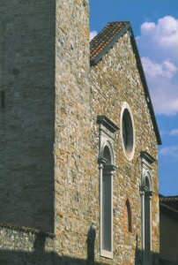 Chiesa Santa Maria dei Battuti a Belluno