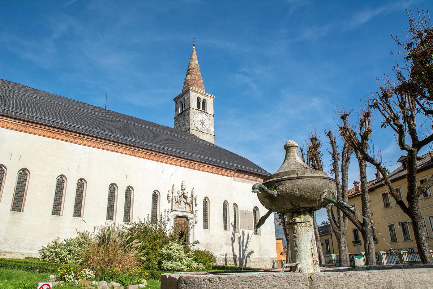 Chiesa Santo Stefano Belluno