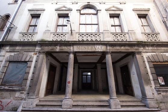 Palazzo Minerva a Belluno