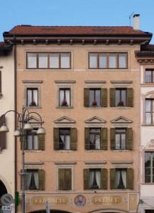 Palazzo Trois Malaspina a Belluno