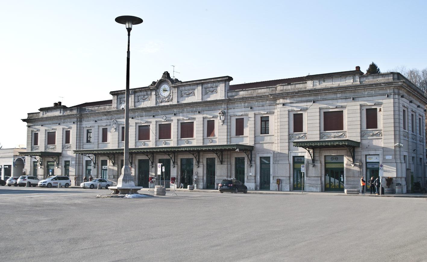 Stazione Ferroviaria di Belluno