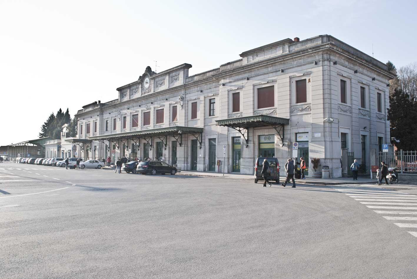 Stazione treni di Belluno