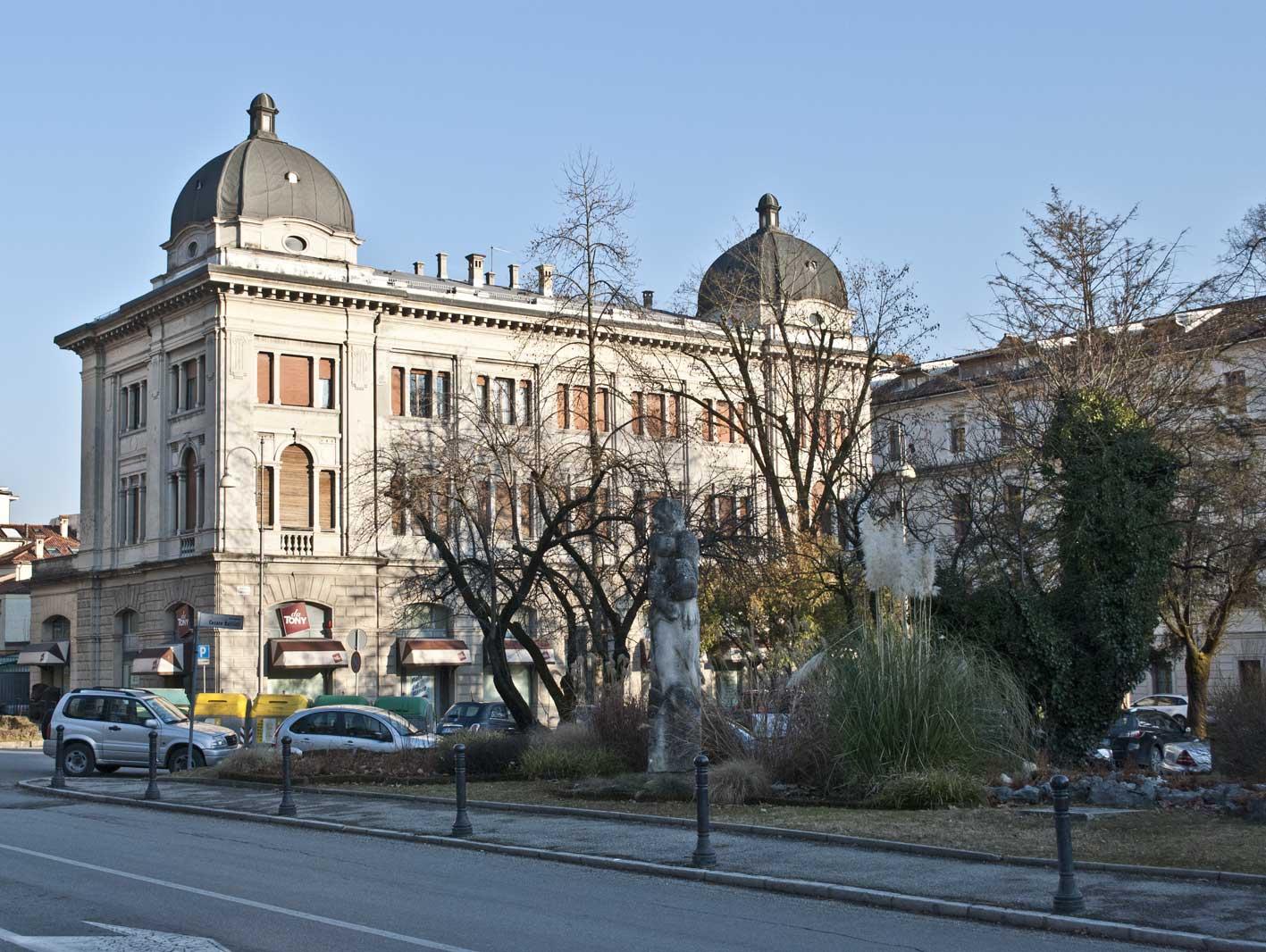 Palazzo Coletti a Belluno