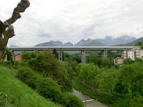 Ponte degli Alpini a Belluno