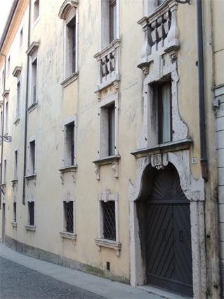 Palazzo Campelli Belluno