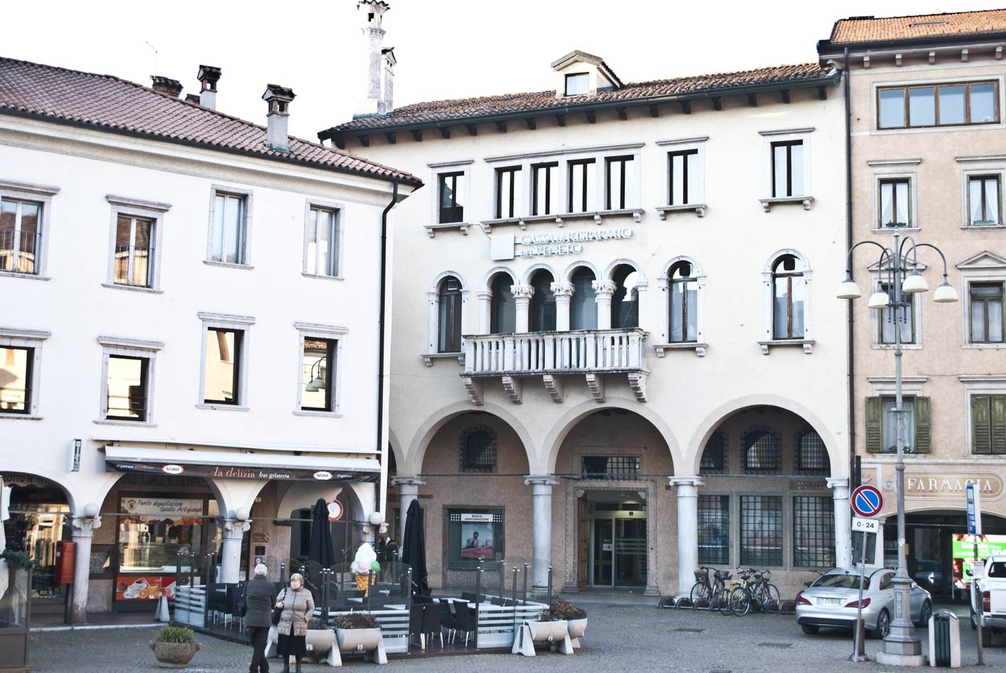 Palazzo Doglioni Belluno