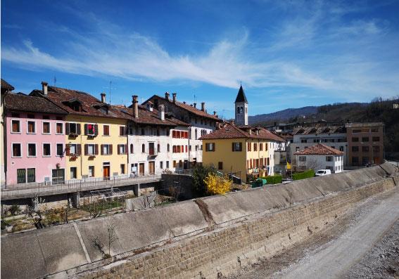 Borgo Piave a Belluno