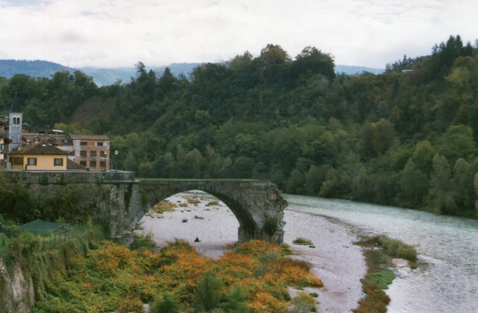 Ponte Vecchio a Belluno