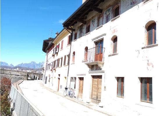 Casa Secco Borgo Piave