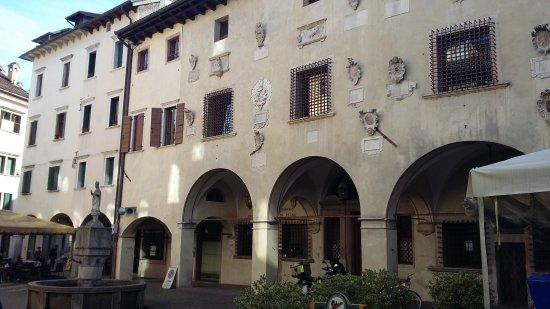 Chiesa Beata Vergine della Salute a Belluno.